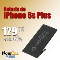 Bateria de iPhone 6s Plus Já Instalado!!!
