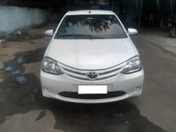 Toyota Etios x 1.3 2015