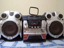 Mini system Sony Aiwa Pk77