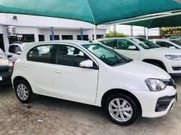 Novo Toyota Etios X Plus 2019 aut. , Novo ,Veículo extra !!!!!