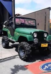 Jeep Willys 4X4 1964