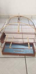 Gaiolas para pássaros de médio porte