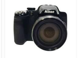 Camara fotografuca é filmadora semi profissional