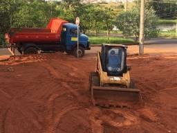 Serviços de Terraplanagem , BobCat e Caminhão Basculante