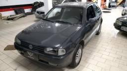 VW Gol Special 1.0 8v AT Gasolina - 02 portas - Revisado - Cinza - 2003
