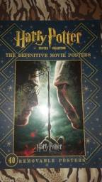 Poster book Harry Potter