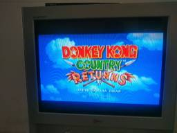 Jogo Donk kong country returns Wii