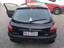Peugeot 206 Soleil 1.0 16V 2P 2003/2004