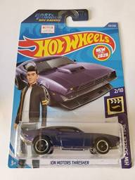 Hot Wheels 2020 Fast & Furious Spy Racers Hw Screen Time ION Motors Thresher