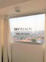 Apartamento à venda com 2 dormitórios em Vila santa catarina, Sao paulo cod:13473