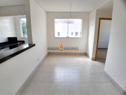 Apartamento à venda com 2 dormitórios em Santa branca, Belo horizonte cod:15813
