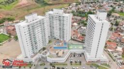 Apartamento com 3 dormitórios para alugar, 69 m² por R$ 1.500,00/mês - Jequitibá - Aracruz