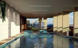 Apartamento à venda com 3 dormitórios em Aviação, Praia grande cod:FT12530