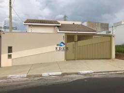 Casa à venda com 3 dormitórios em Jardim imperador, Araraquara cod:CA0454_EDER