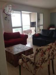 Apartamento com 3 dormitórios à venda, 122 m² por R$ 689.000 - Jardim das Indústrias - São