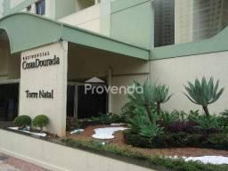 Apartamento para alugar com 3 dormitórios em Alto da glória, Goiânia cod:4202