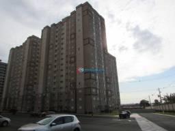 Apartamento com 2 dormitórios para alugar, 52 m² por R$ 800,00/mês - Parque dos Pinheiros