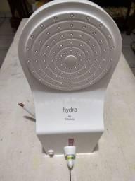 Chuveiro Eletrônico 127V (110V) 5500W Preto Fit Hydra<br><br>