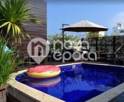 Apartamento à venda com 3 dormitórios em Leblon, Rio de janeiro cod:IP3CB45792