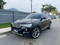 BMW X4 28i 2018 interior café lindíssima!!!