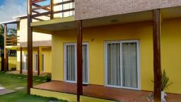 Aluga-se casa mobiliada 2/4, Condomínio Parque do Jacuípe - Camaçari