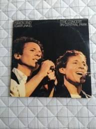 Disco de vinil duplo Simon and Garfunkel