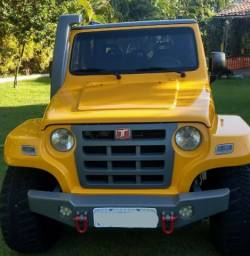 Troller T4 3.0 2012 Extra