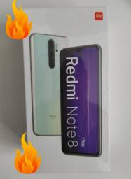 PELANDO! Redmi Note 8 Pro 128 da Xiaomi. Novo Lacrado com Garantia e Entrega