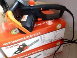 Moto Serra elétrica novas a pronta entrega