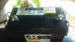 Bateria estacionária 105amp Moura