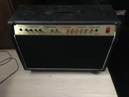 Amplificador de guitarra 200w! 2x12. Warm music GT212