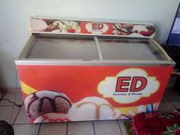 Freezer Espositor semi novo
