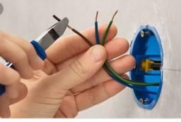 Eletricista - Servicos e instalações elétricas RESIDENCIAIS