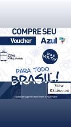 Voucher Azul 1.600,00 (val. Nov2021)