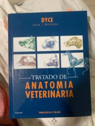 Tratado de anatomia veterinária DYCE 4ª edição
