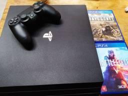 PS4 pró 1TB