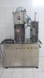 Envasadora garrafa cerveja artesanal usada