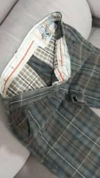 Calcas de sarja, brim e jeans da gap, zara e importadas
