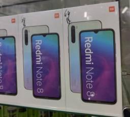 Deslumbrante!!! Redmi Note 8  da Xiaomi.. Novo lacrado com garantia e entrega imediata