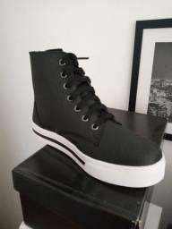 Botinha sneaker 38