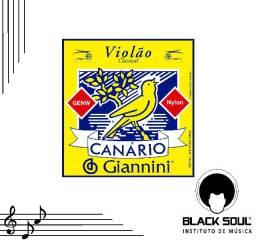 Cordas Giannini Canário Nylon