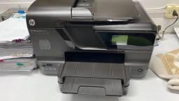 Impressora para retirada de peças