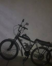 Bike motorizada 80c so pegar e andar 1500