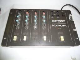 Mesa de som Wattsom MXM 4II usado