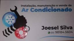 Instalação de Ar condicionado condicionado