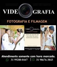 Videografia Filmagem e foto
