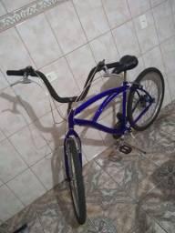 Bicicleta caiçara 21 machas