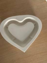 Molde de silicone para resina