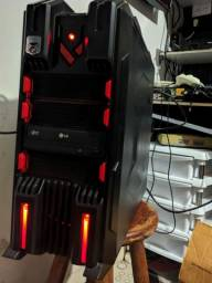 Pc gamer , fx 8300, 8 gigas de ram , geforce 1030, Pc top só usar