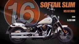 HD Harley Davidson Softail Slim (2019)